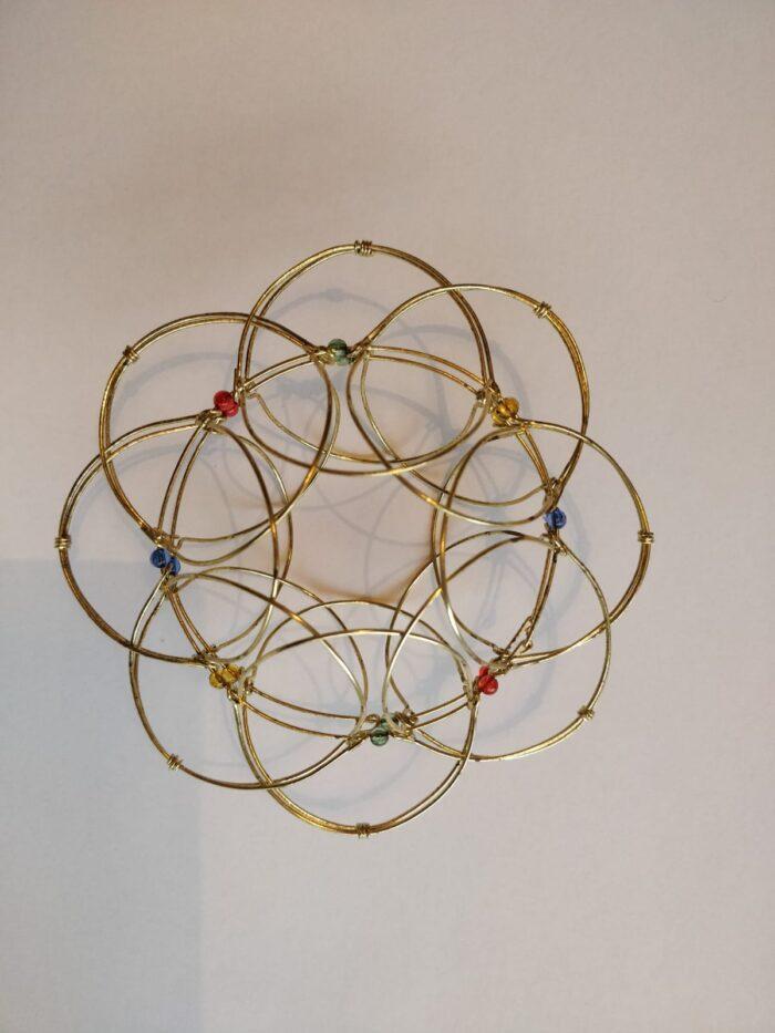 Lotus Mandala meditatiepuzzel